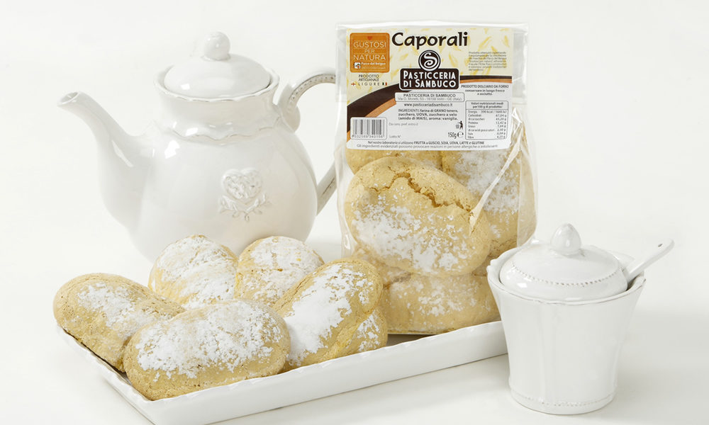 Caporali - Dolci - zucchero a velo