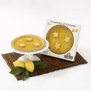 Crostata al limone - Dolci - limone - Pasticceria di Sambuco