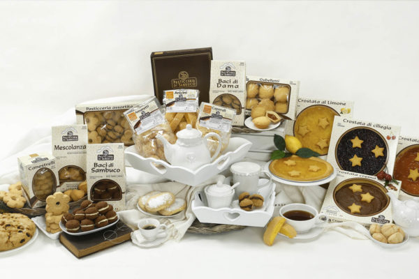 Pasticceria di Sambuco - Prodotti dolci assortiti